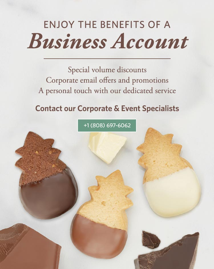 Click to call us and learn more about the benefits of a business account.