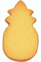 Lemon Shortbread Cookie